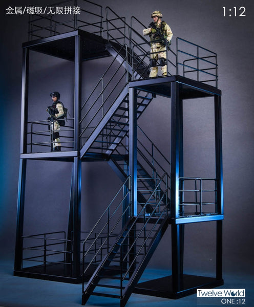 [Pre Order] TW Toys 1904 AB Stairway diorama