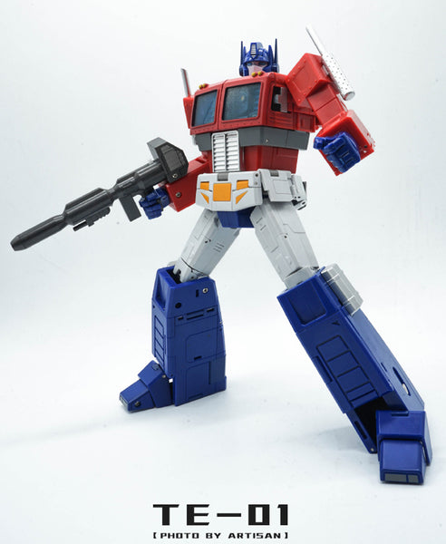 [IN STOCK] TRANSFORM ELEMENT TE-01 OP LEADER - Addicted2Anime Singapore