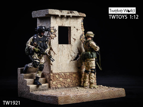[Ready to Ship] TW Toys 1921 Afghan Dwelling