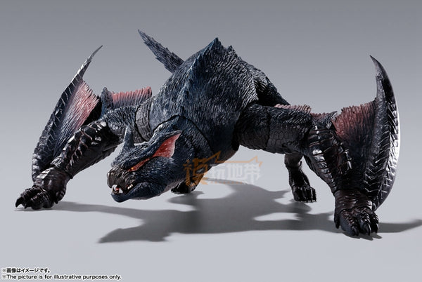 [Ready to Ship] SH Monsters SHM Nargacuga