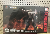 [Ready to Ship] Flame Toys IDW Megatron (Deception Version)