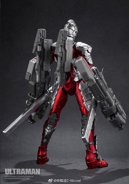 [READY TO SHIP] Dimension Studio/Eastern 1/6 Ultraman suit ver7.3 Model Kit (Chrome version) - Addicted2Anime Singapore