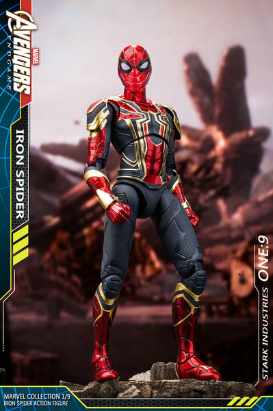 [In Stock] MIGO 1/9 Iron Spider (End Game)