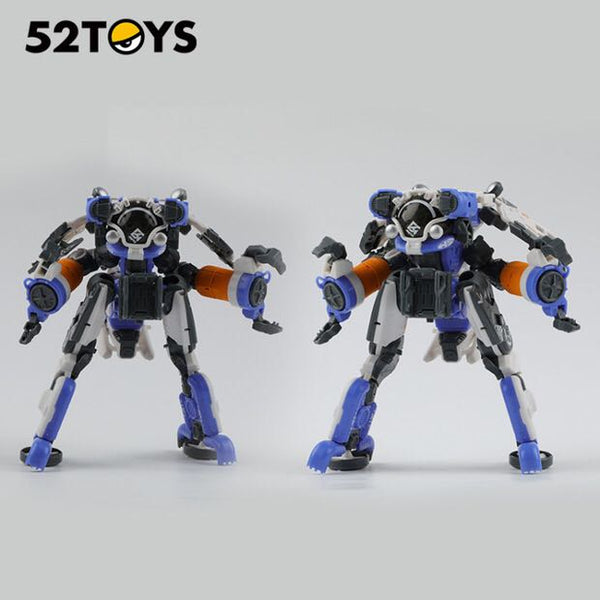 [Ready to Ship] 52Toys Megabox MB-13 Multipurpose mech