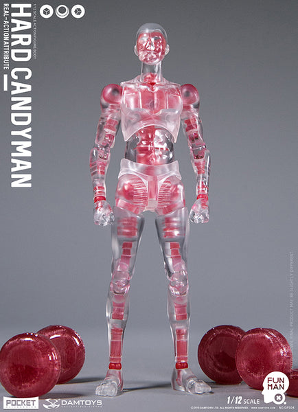 [Ready to Ship] Damtoys Funman Series Hard Candyman 1:12