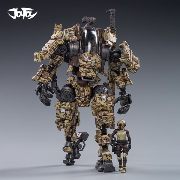 [READY TO SHIP] JOYTOY STEEL BONE H03 FAST ATTACK MECH - Addicted2Anime Singapore