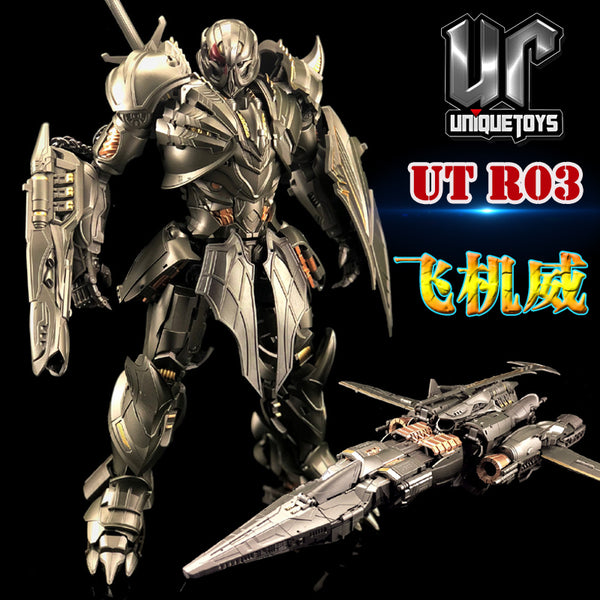 [READY TO SHIP] UNIQUE TOYS UT R-03 DRAGOON - Addicted2Anime Singapore