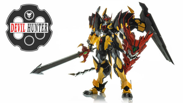 [Pre Order] Devil Hunter DH-05 King Tiger