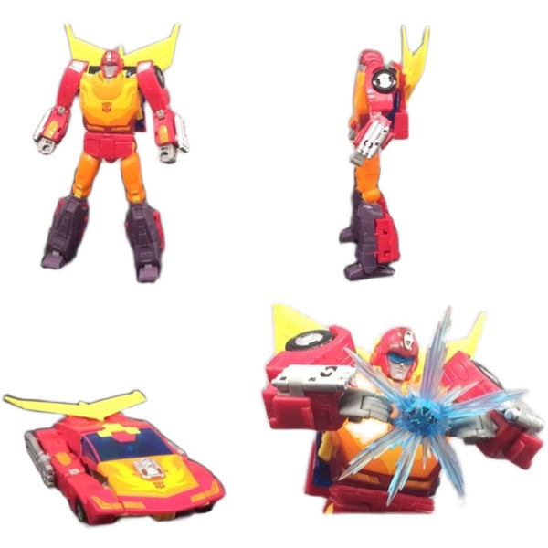 [Pre Order] Hasbro Studio Series 86 Movie line Hot Rod