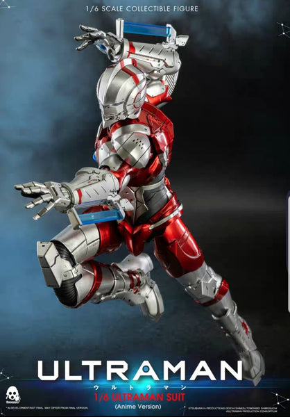 [Ready To Ship] ThreeZero 1/6 Ultraman (Anime Ver.) Figure