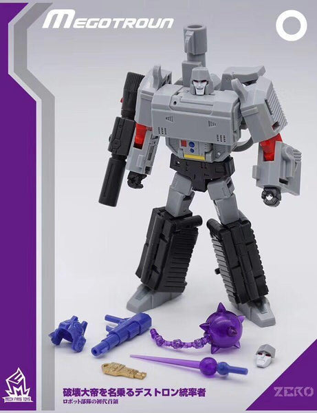 [Ready to Ship] MFT MF-0 Megatron