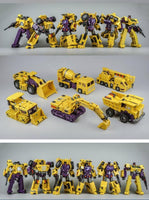 [Ready to Ship] Toyword TW-C07B Constructor G2 (Version 2)