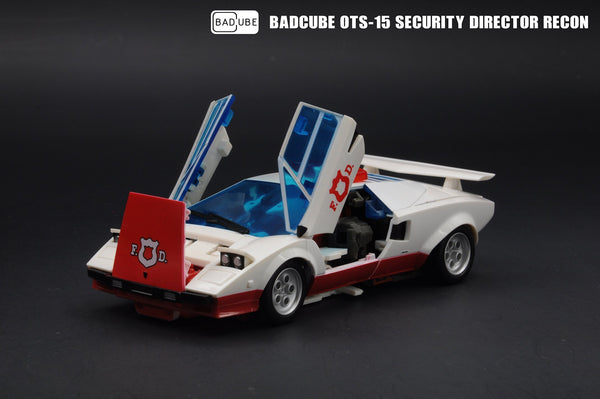 [INDENT] Badcube OTS15 Recon