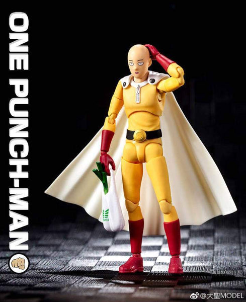 [Ready to Ship] Dasin One Punch Man 1:12 scale - Addicted2Anime Singapore
