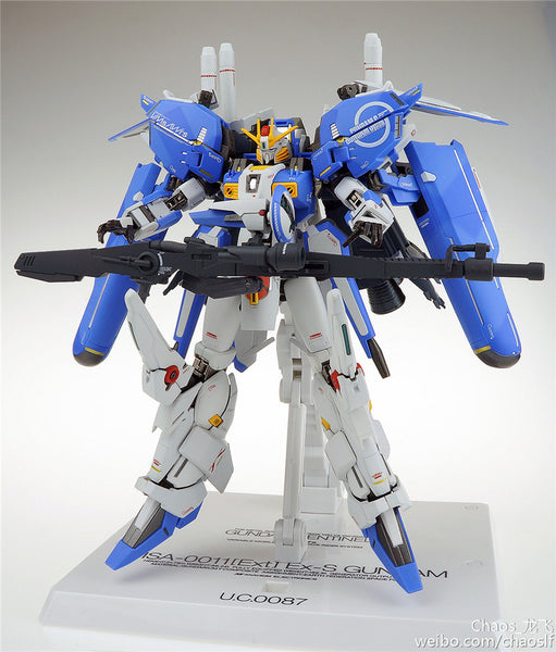 [IN STOCK] HURRICANE TOYS EX-S GUNDAM - Addicted2Anime Singapore