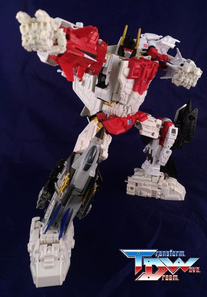 [Ready to Ship] TDW Upgrade Kit for Combiner Wars Superion