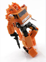 MS Toys MS-B01 Architect bot mode