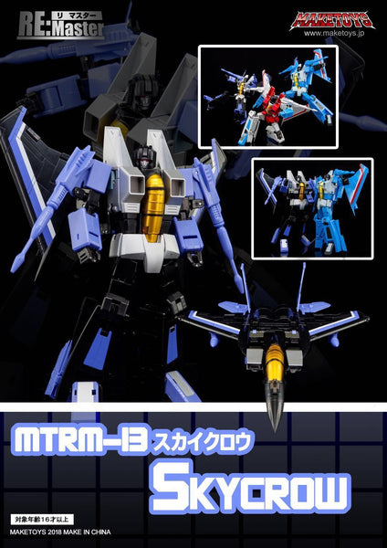 [INDENT] Maketoys MTRM 13 Skycrow - Addicted2Anime Singapore