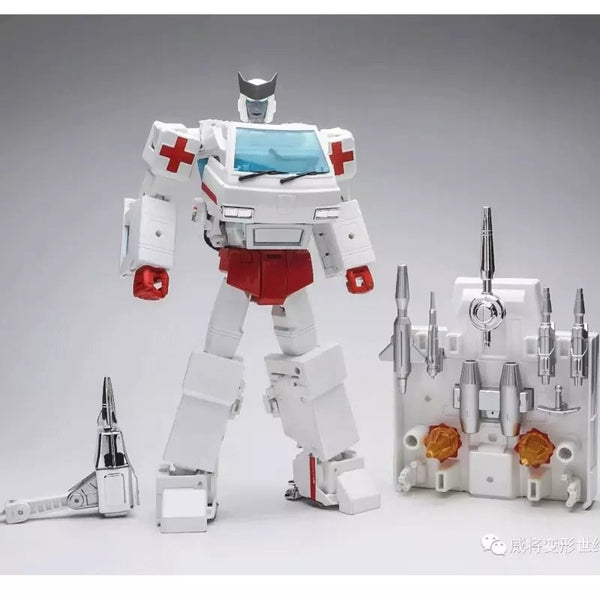 [In Stock] Weijiang WJ MPP30 Steelguard - Addicted2Anime Singapore
