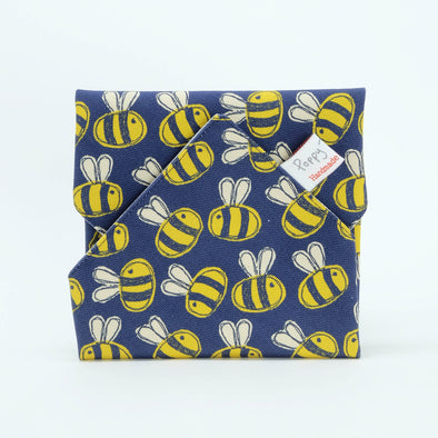 bee - sandwich wrap pack of 6