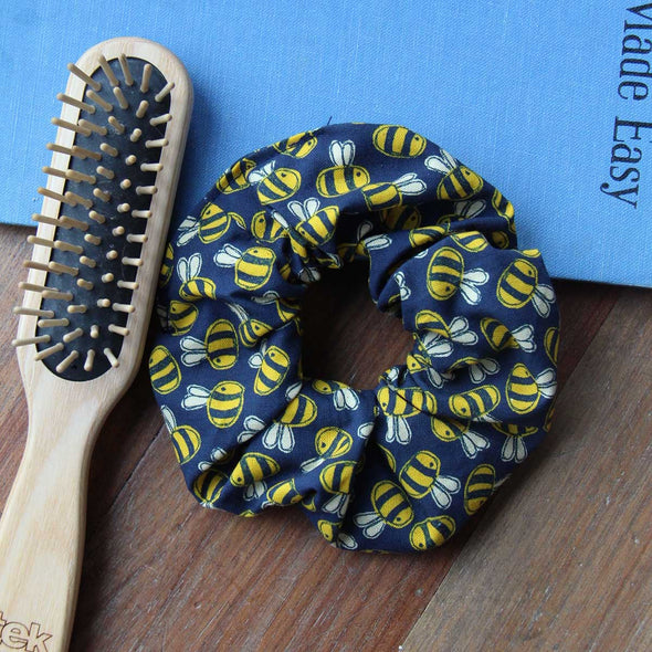 bee - scrunchie pack of 6