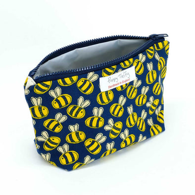 bee - small wash bag pack of 3