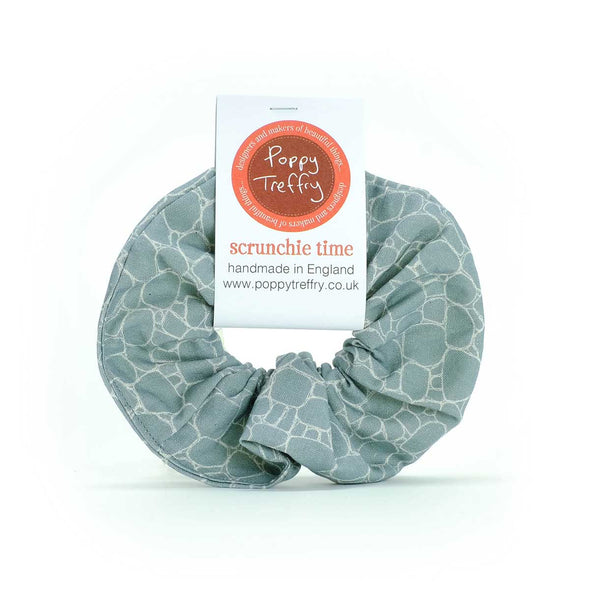dry stone wall - scrunchie pack of 6