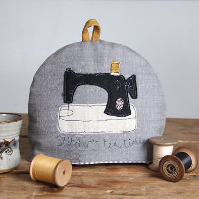 Sewing - small tea cosy