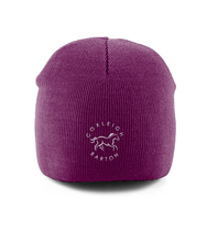 Load image into Gallery viewer, Coxleigh Barton Pull-On Beanie with Embroidered Logo