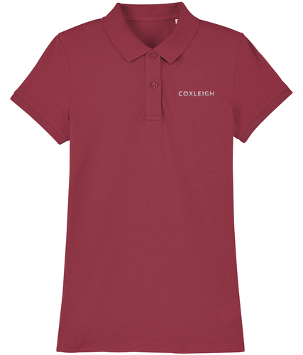 Coxleigh Barton Embroidered Girlie Fit PoloShirt