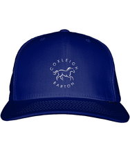 Load image into Gallery viewer, Coxleigh Barton Snapback Trucker Cap with Embroidered Logo
