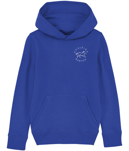 Coxleigh Barton Kids Embroidered Mini Cruiser Hoodie