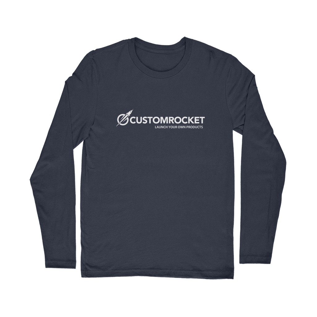 Custom Rocket Classic Long Sleeve T-Shirt