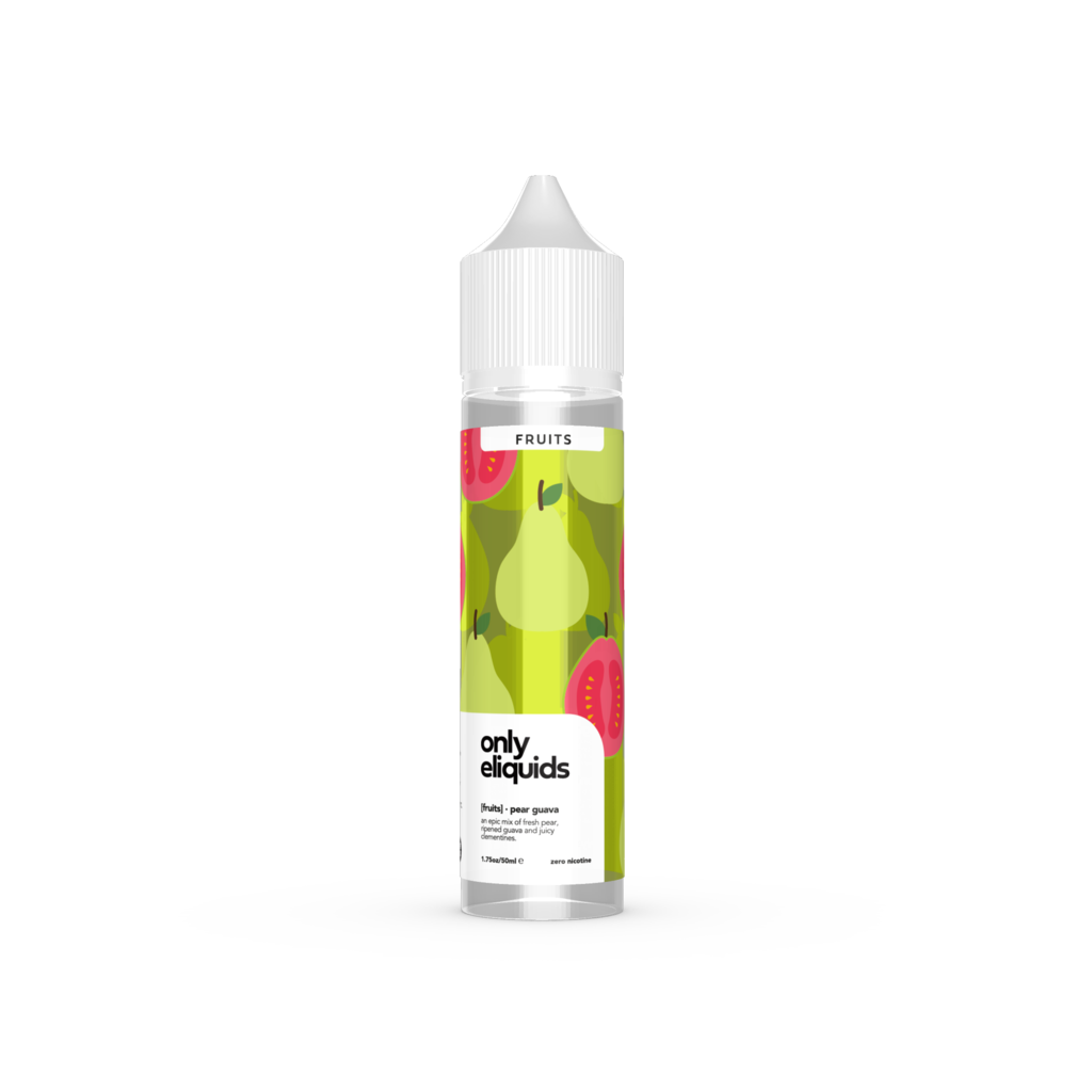 [FRUITS] Pear Guava 50ml