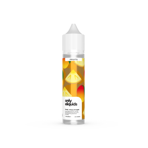 [FRUITS] Mango Pineapple 50ml