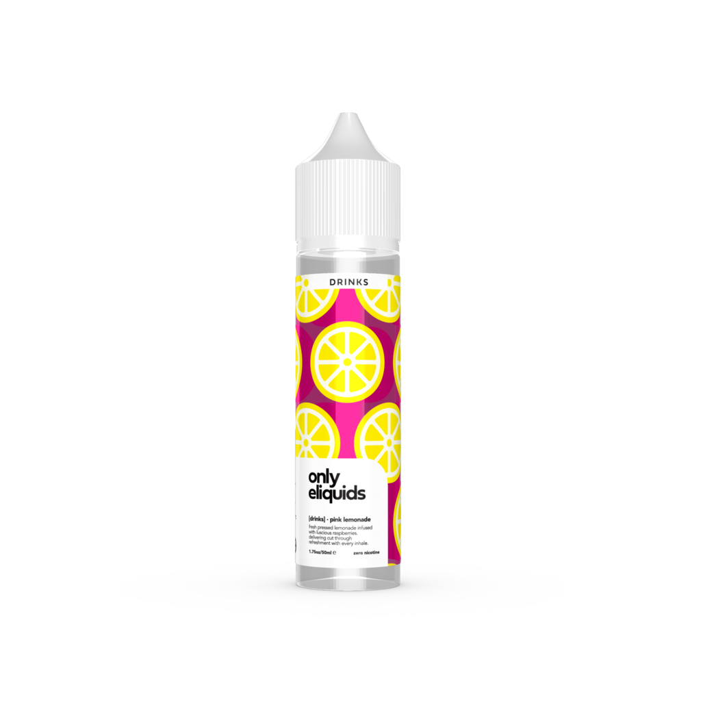 [DRINKS] Pink Lemonade 50ml