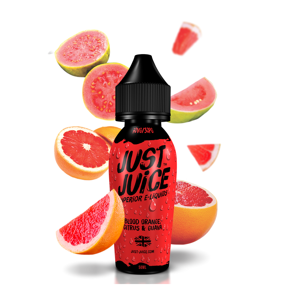 Blood Orange Citrus & Guava