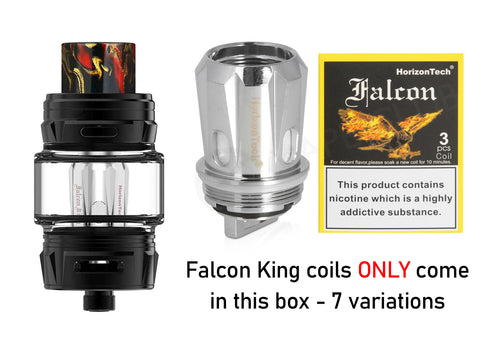 Horizon Tech Coils / Falcon / Falcon 2