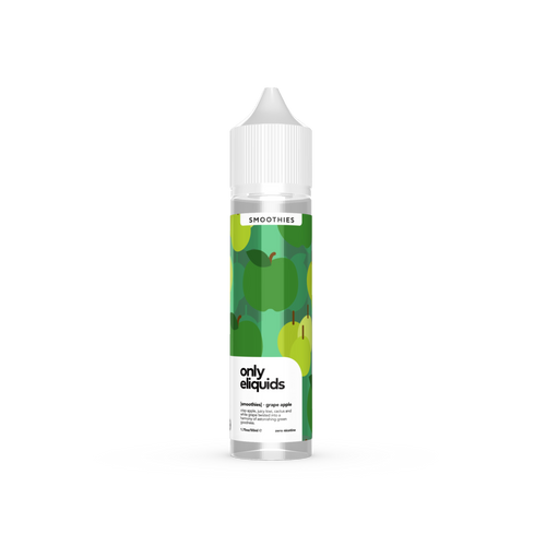 [SMOOTHIES] Grape Apple 50ml