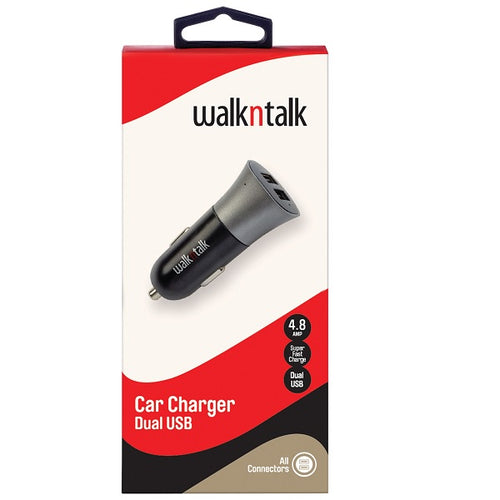 walkntalk Car Charger USB