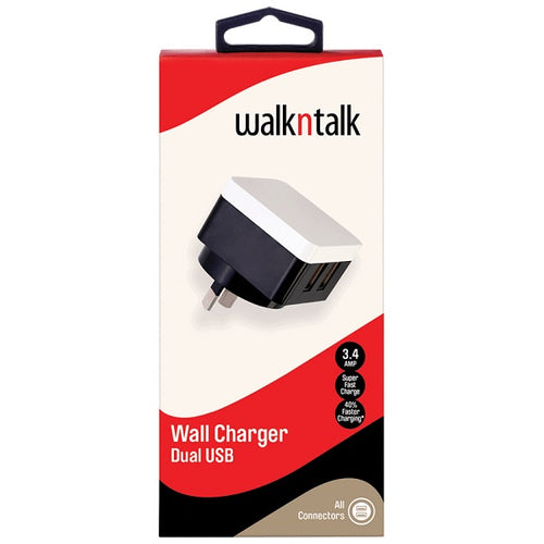 walkntalk Wall charger USB