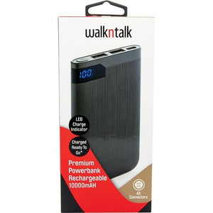 walkntalk Rechargable Powerbank