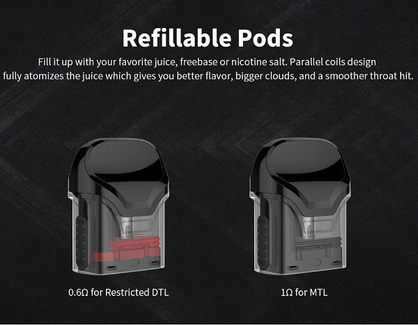 Uwell - Crown Pod Cartridge