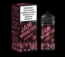 Load image into Gallery viewer, Monster/ Jam/ Ice/ Fruit/ Custard/ Frozen - 100ml