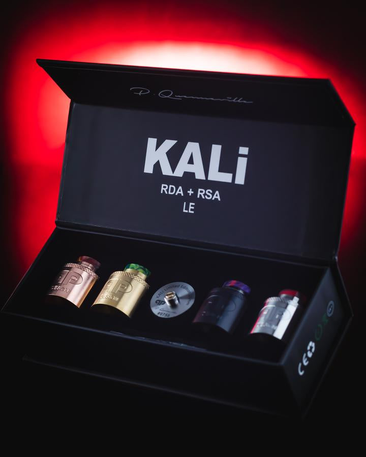 QP Kali 28mm RDA/RSA Limited Edition