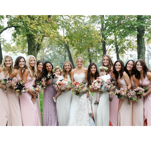 twobirds party collection bridal party