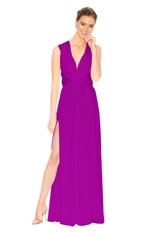 Slit Dress Arzelia