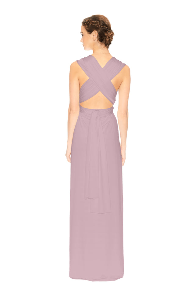 Slit Dress Heather