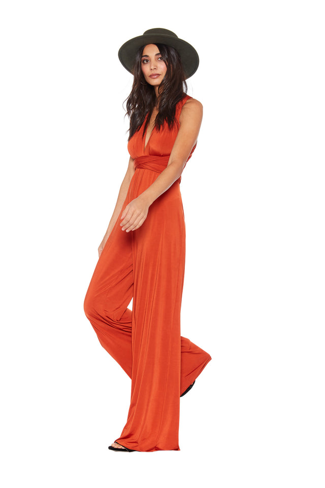 Convertible Jumpsuit