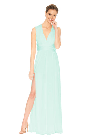 Slit Dress Mint